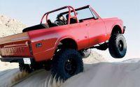 1972 K5 Blazer 4WD Sand