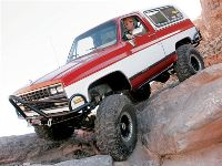 K5 Blazer Off Road