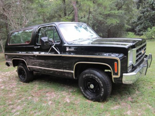 Craigslist Tampa Bay Florida >> 1977 Chevy K5 Blazer V8 Auto For Sale in Tallahassee ...