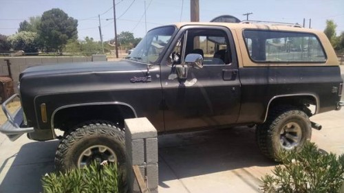 1979 Chevy K5 Blazer Auto For Sale In Casa Grande Arizona