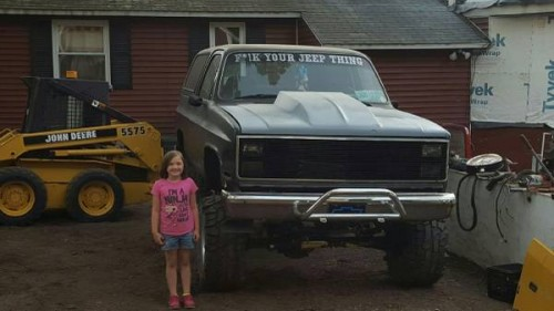 1986 Chevy K5 Blazer Auto For Sale in Lowell ...