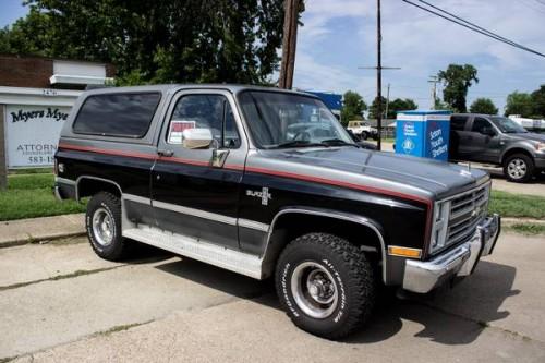 Chevy Silverado Tailgate