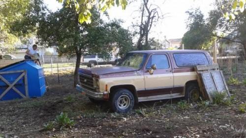1978 chevy k5 blazer v8 auto for sale in salt lake city utah 1 800. Black Bedroom Furniture Sets. Home Design Ideas